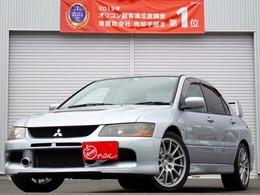 三菱 ランサーエボリューション 2.0 GSR VIII 4WD メーターチェック済み 点検整備記録簿あり