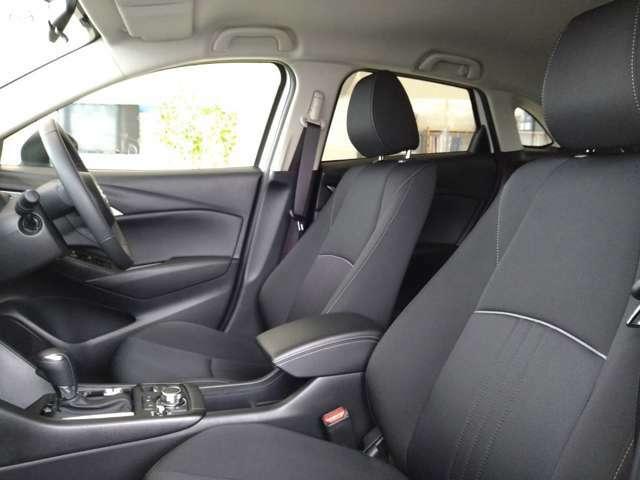 助手席シート♪車内クリーニング済♪ブラックファブリックシート♪
