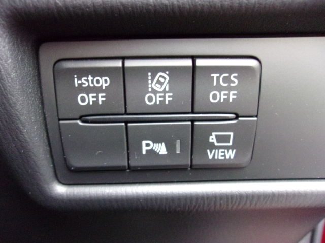 車線逸脱警報やパーキングセンサーなど各安全装置も抜かりなし!