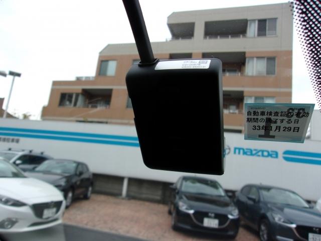 今や必需品になりつつあるディーラーオプションのドライブレコーダー付き!(SDカード要)