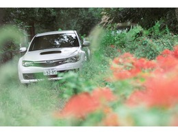スバル インプレッサハッチバックSTI 2.0 WRX 17インチタイヤ仕様 4WD