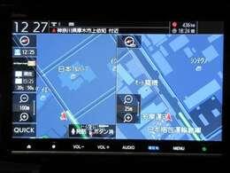ホンダ独自のインターナビを装備しております!よりリアルタイムの交通渋滞情報を取得できたりとドライブが快適になりますよ♪