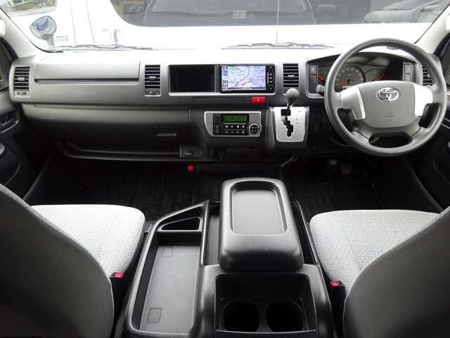 運転席エアバッグ/ABS/スマートキー/イモビライザー/オートアラーム/アクセサリーコンセント(AC100V)/純正ETC/フロントオートエアコン/リヤクーラー/リヤヒーターが装備されています。