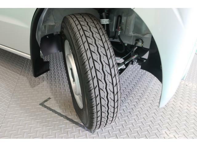 タイヤ溝も十分にあります。