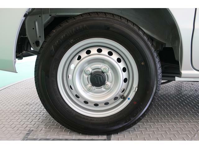 タイヤサイズは145/80R12です。