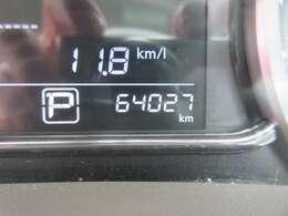 走行距離は約6万4千kmです。まだまだ走れますのでぜひシルフィと一緒にお出かけしましょう!