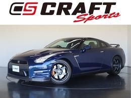 日産 GT-R 3.8 ブラックエディション 4WD 15モデル ワンオーナー NISMOスポリセ