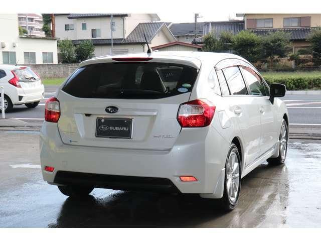 AIS第三者評価済のスバル認定中古車です♪もちろん修復歴無し♪徹底したチェックと点検整備により最良のコンディションでお乗りいただけます。中古車を初めてご購入する方でも安心な車両品質評価書もご確認下さい