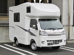 ダイハツ ハイゼットトラック スタンダード SAIIIt 4WD キャンピング 未使用 普通8ナンバー