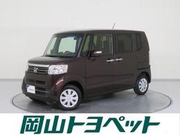 ホンダ N-BOX+ 660 G 車いす仕様車 4WD ワンオーナー Mナビ 電スラ 4WD