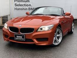 BMW Z4 sドライブ 20i Mスポーツ 認定保証デザインピュアトラクション18AW