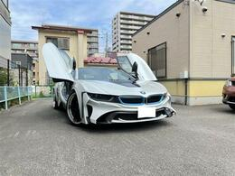 BMW I8 エナジーカスタム☆ガレージ保管☆本州仕入☆現車確認予約制になりますのでご検討の程宜しくお願い致します。