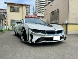 BMW i8 ベースモデル エナジーカスタム