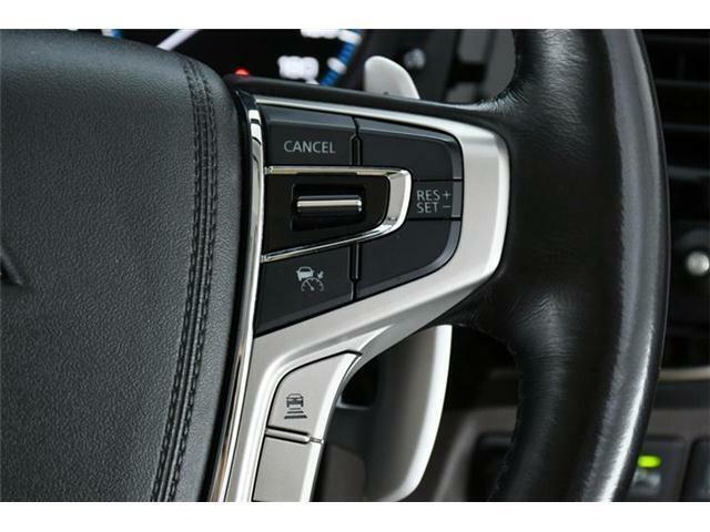 全車速追従型クルーズコントロール搭載!高速巡航時もゆとりを持って運転できますね♪