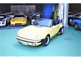 ポルシェ 911カブリオレ 911ターボ カブリオレ 生産台数628台 D車 フルオリジナル