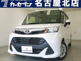 トヨタ タンク 1.0 G-T 両側パワスラ/衝突軽減/ナビ/レンタアップ