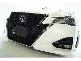 トヨタ クラウンアスリート 2.0 S-T 新品19ホイール 新品タイヤ 新品車高調