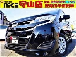 トヨタ ノア 2.0 X 新車・プッシュスタート・衝突軽減ブレーキ