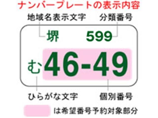 Aプラン画像:ナンバープレートの番号を自分の好きな番号で選べます!※番号によっては抽選となる番号もあり、その場合は金額が異なりますので、ご注意下さいませ。詳しくはスタッフまで!!