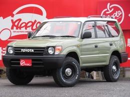 トヨタ ランドクルーザープラド 3.0 TX ディーゼルターボ 4WD 丸目 新品AW 新品BFAT 寒冷地仕様