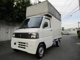 三菱 ミニキャブトラック 宅配仕様 5速エアコンパワステ Vタイプ走行47000km