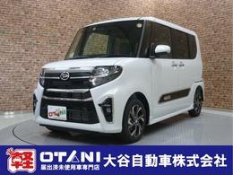 ダイハツ タント 660 カスタム X スタイルセレクション 軽自動車 新品ナビ スマートアシスト付
