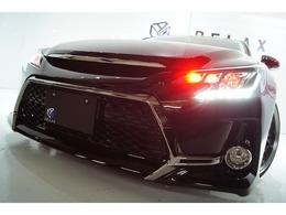 トヨタ マークX 2.5 250G Fパッケージ 新作赤玉ヘッド新品Gs仕様新品アルミ車高調