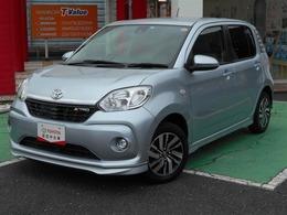 トヨタ パッソ 1.0 X Gパッケージ 安全装備スマアシ2メモリーナビワンオーナ
