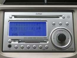 ギャザス WX-484M 2DIN CD/MDチューナー です。