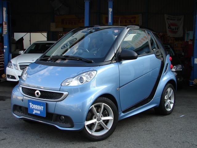 小さくて、よく走って、便利で、可愛くて、爽快なお車です。