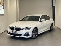 BMW 3シリーズ 330i Mスポーツ 黒レザー下取オートトランク禁煙1オーナー