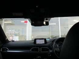 安全な運転は集中できる環境から・・・ 運転を楽しみながら、様々な情報を逃さないコックピット!
