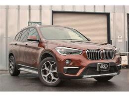 BMW X1 xドライブ 20i xライン 4WD インテリセーフ ハーフレザーLED Cアクセス