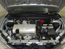 優れた低燃費!スムーズな加速!高い静粛性!! エンジンルームまでピカピカに仕上げているのがカローラ秋田の中古車です!