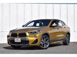 BMW X2 xドライブ18d MスポーツX ディーゼルターボ 4WD 認定中古車 ACC ヘッドup 電動Rゲート ナビ