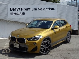 BMW X2 sドライブ18i MスポーツX DCT アクティブC・電動トランク・Bカメラ・LED