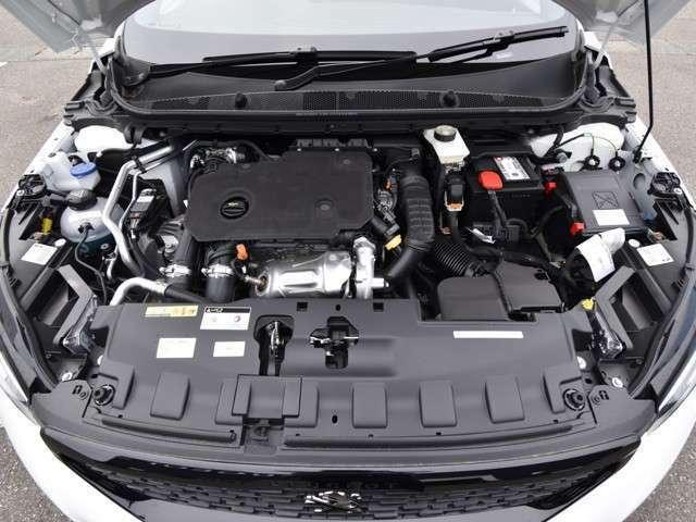1.5Lディーゼルターボエンジン