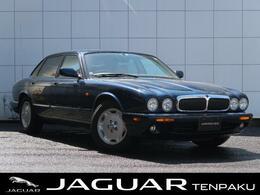 ジャガー XJ XJ8 3.2-V8 ベージュ半革シート パワーシート 禁煙車