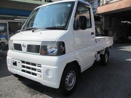 日産 クリッパートラック 660 DXエアコン付 オートマ・パワステ