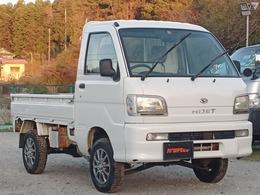 ダイハツ ハイゼットトラック 660 スペシャル 3方開 4WD リフトアップ