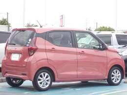 軽自動車なので燃費もよく税金も安いのでお財布にも優しい車です。
