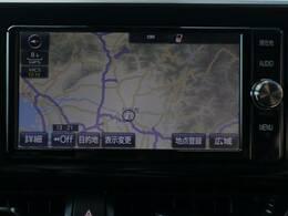 純正SDナビゲーション装備☆フルセグTV視聴可能で快適なドライブをご提供致します!!