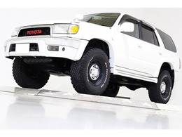 トヨタ ハイラックスサーフ 2.7 SSR-X パッケージオプションC 4WD リフトUP DEAN16インチAW シートカバー CD