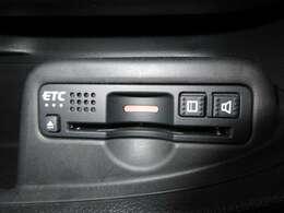 【ETC】高速道路の通行に便利なETCを装備!セットアップを行えば即ご利用いただけます。