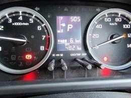 走行距離5000kmの低走行車です!
