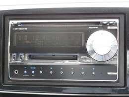 社外CD/MD仕様!!お好きな音楽を聴いてドライブなどいかがでしょうか!