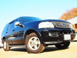 フォード エクスプローラー XLT 4WD HDDナビDVD AW