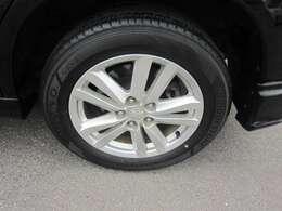 純正17AW/タイヤはレグノ。県外納車&全国納車OK。
