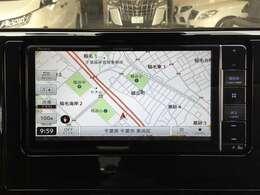 カロッツェリア7型ナビゲーションです。地デジフルセグTVナビDVD再生音楽録音機能、Bluetooth搭載。1年間地図更新無料期間付き。