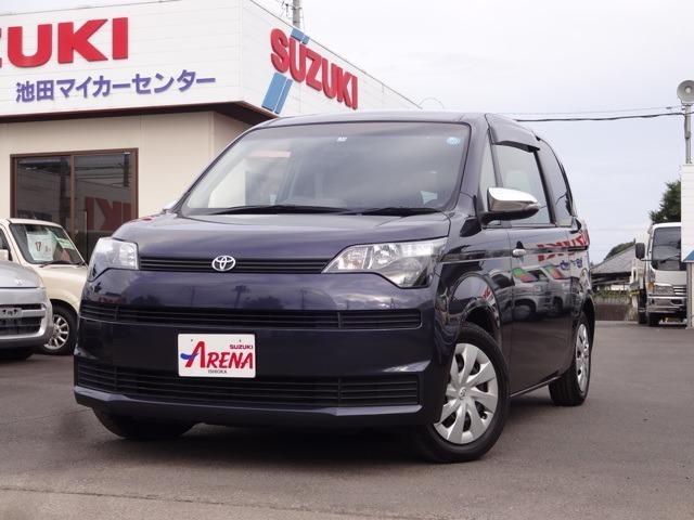池田マイカーセンターのお車をご覧いただき、ありがとうございます!当店オススメの【スペイド】です★